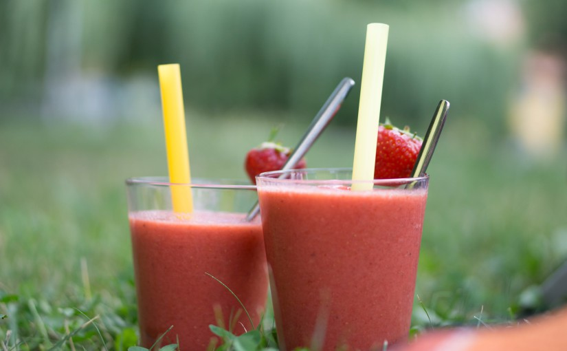 Sommer, Sonne & Smoothies
